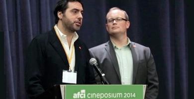 Llucià Homs - Barcelona Film Commission - Cineposium 2014