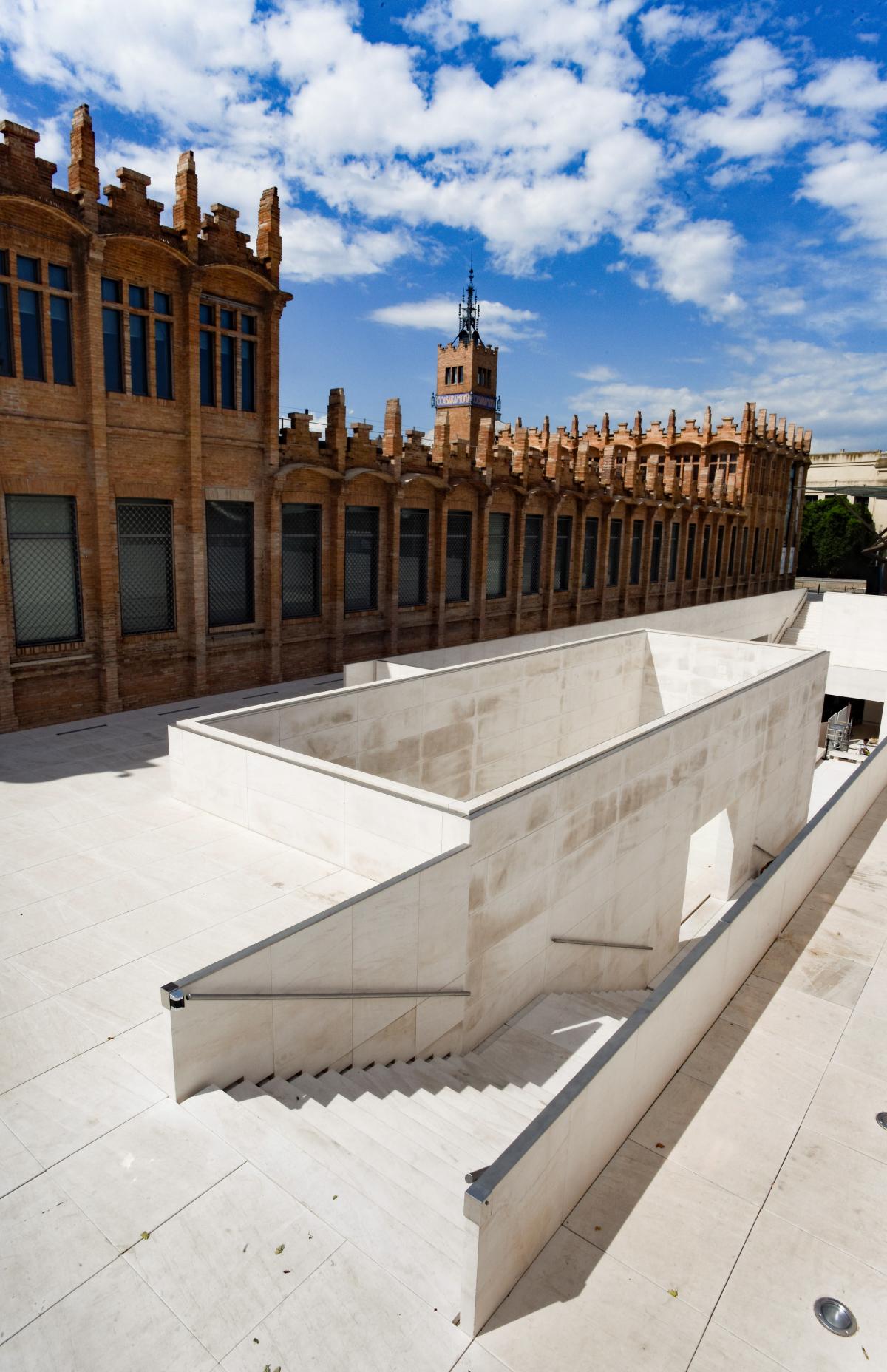 CaixaForum Barcelona | Barcelona Film Commission