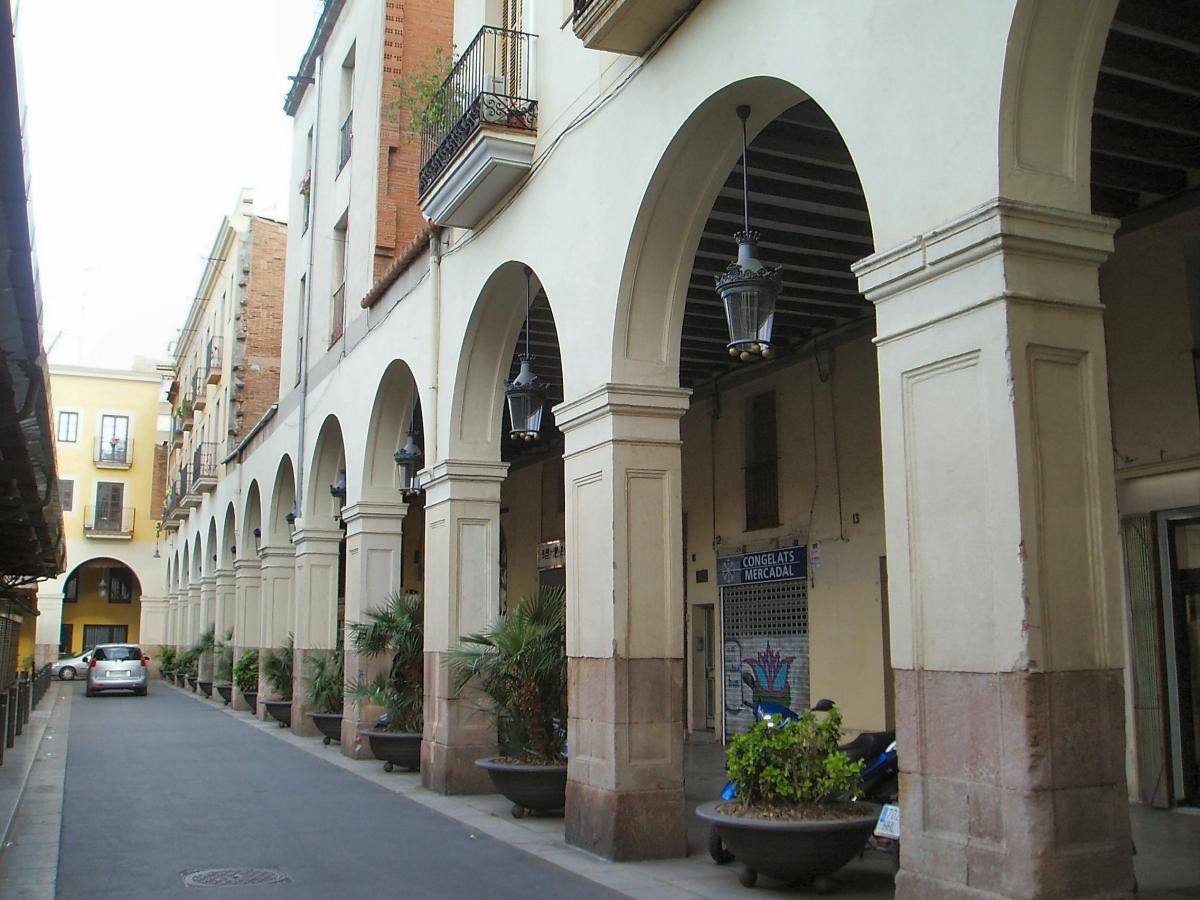 Distrito de sant andreu barcelona film commission - Barrio de sant andreu ...