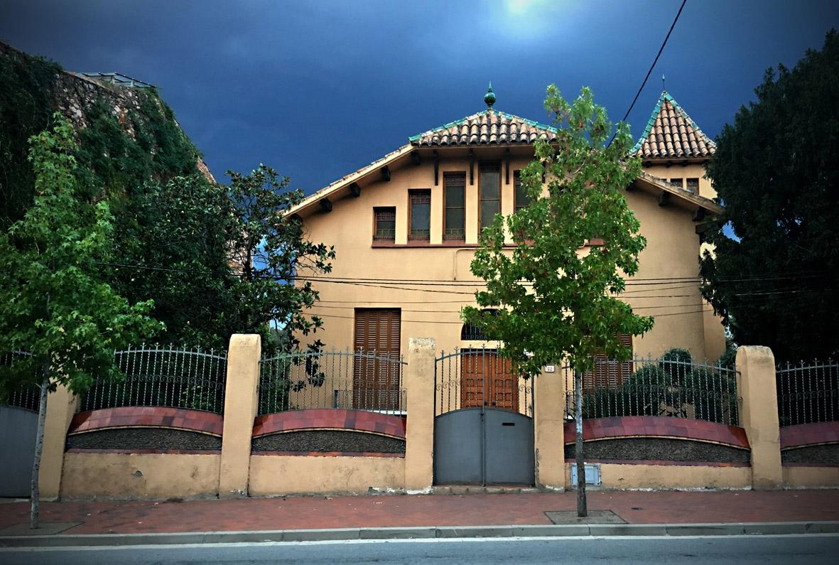 Casa modernista barcelona film commission - Casas modernistas barcelona ...