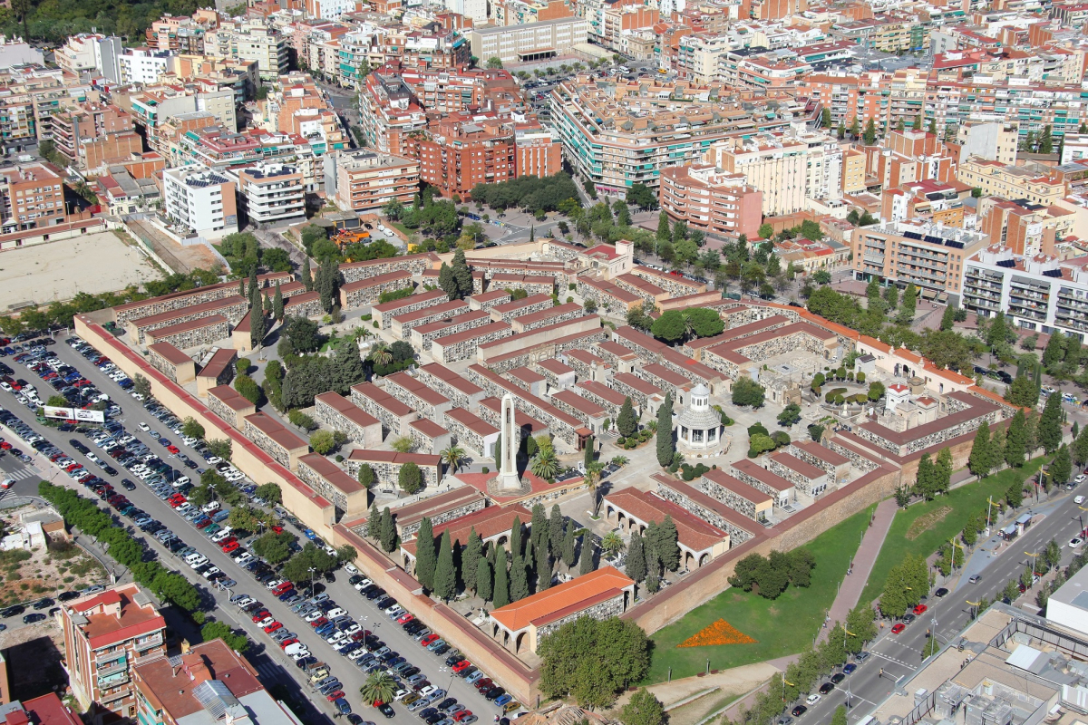 Cemetery Sant Andreu Barcelona Film Commission
