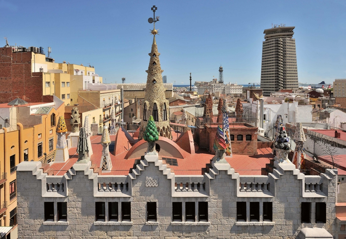 Palau Güell | Barcelona Film Commission