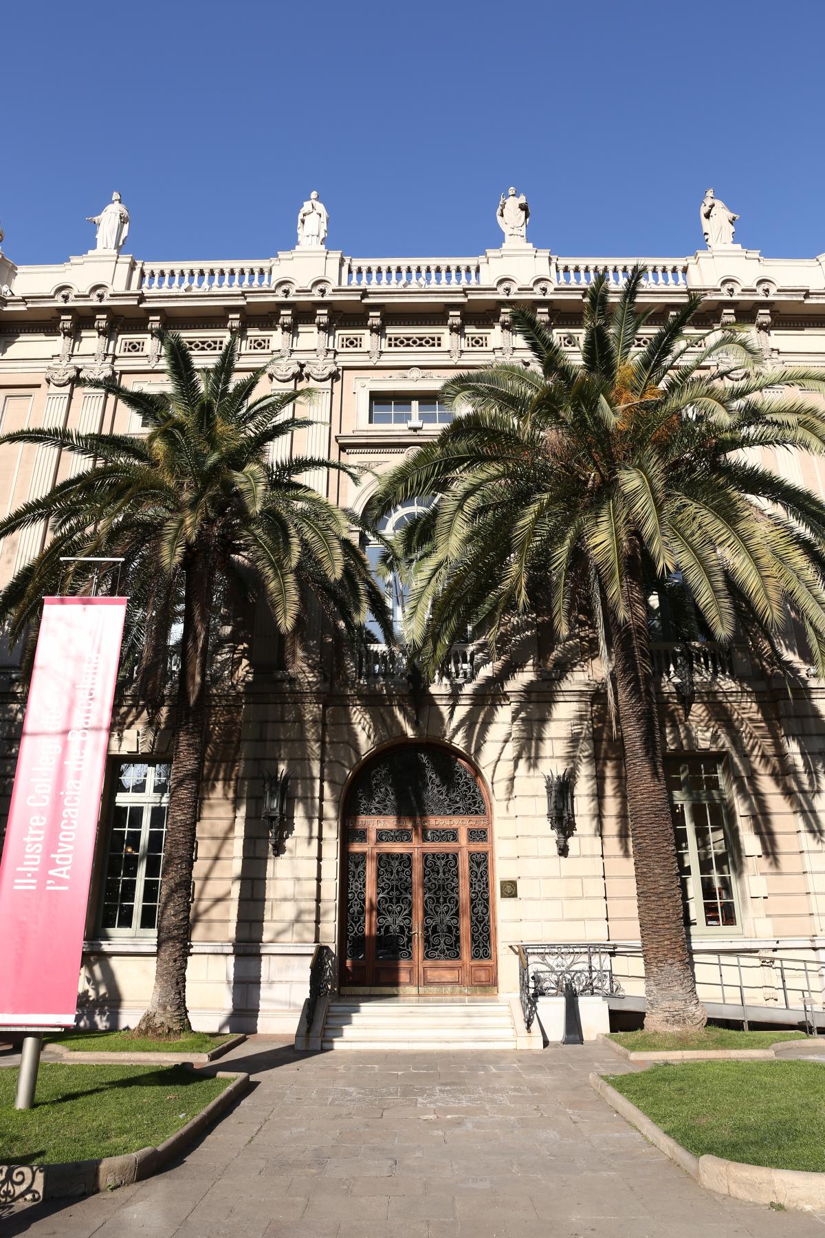 Palauet Casades Il Lustre Col Legi De L Advocacia Barcelona Film Commission