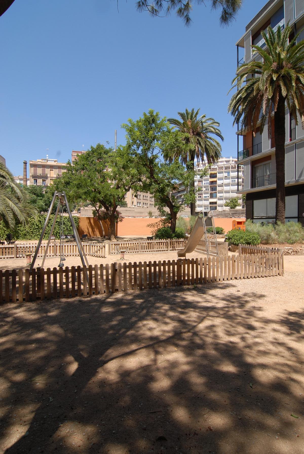 Jardins d Emma de Barcelona