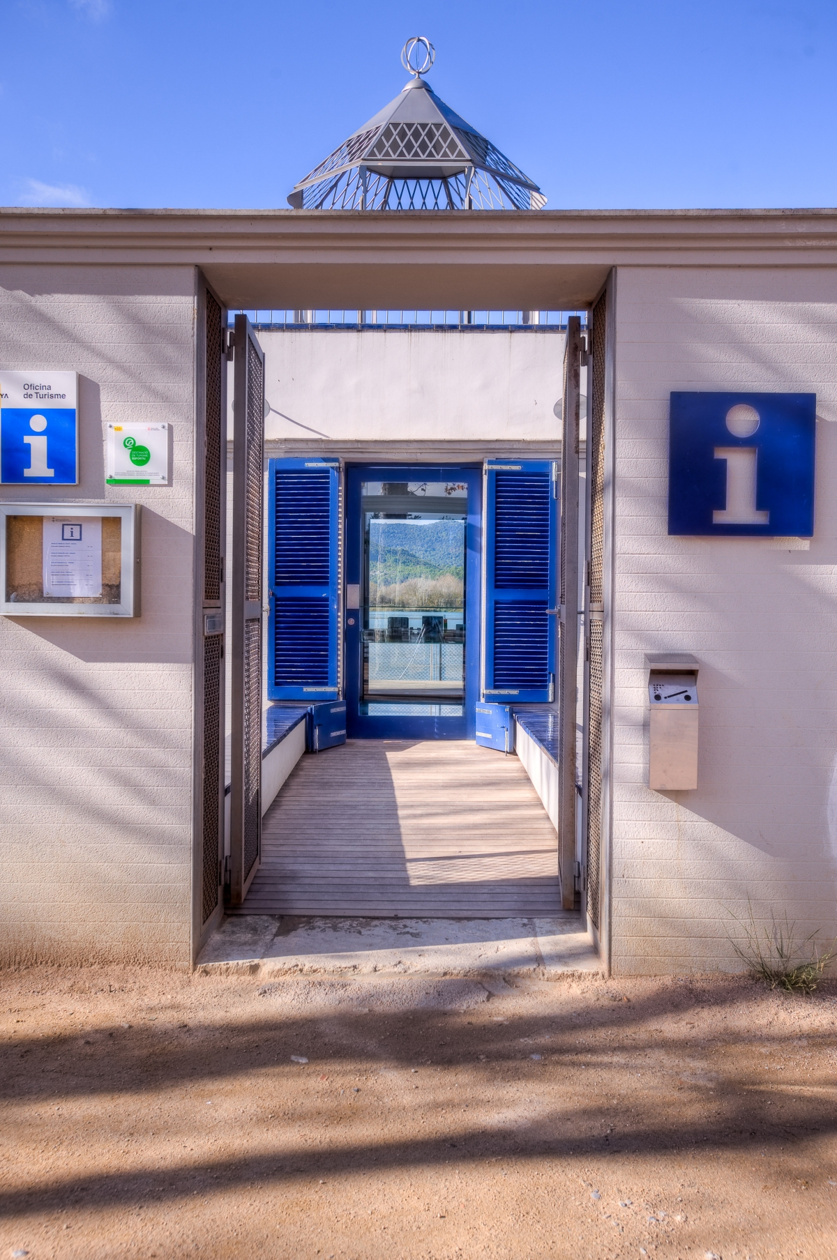 Oficina de turismo de l estany pesquera d en lero for Oficina de turisme girona
