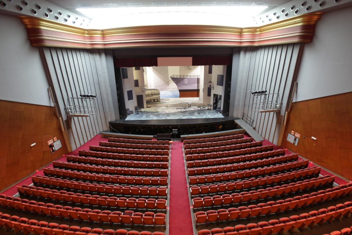 Teatre la far ndula barcelona film commission for Chimentos de la farandula