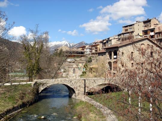 Bagà, L'Alt Berguedà