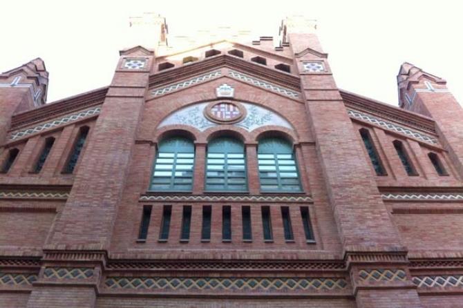 Mercat de Sants | Barcelona Film Commission