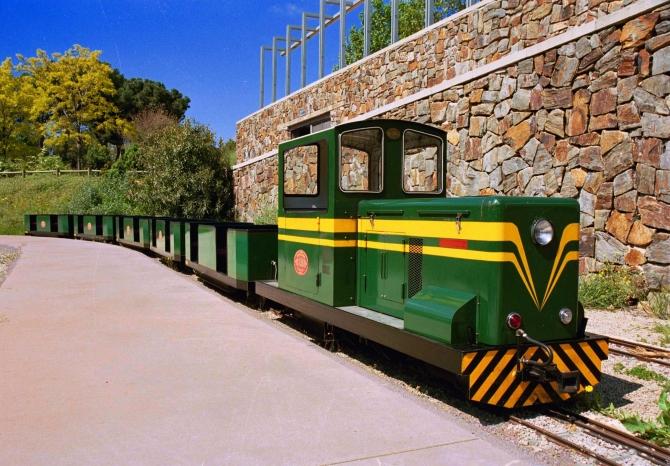 Trenet Parc Catalunya