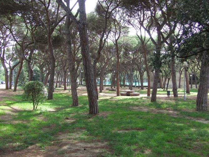 Parc dels Pinetons i parc Pompeu Fabra
