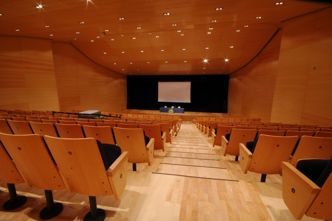 Sala Principal Teatre Auditori de Salou
