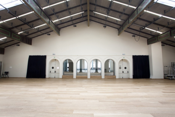 Sala Pina Bausch