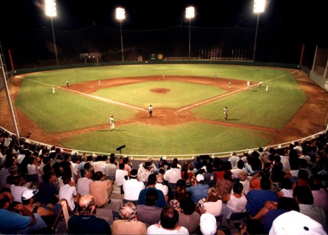 Viladecans - Camp de Beisbol