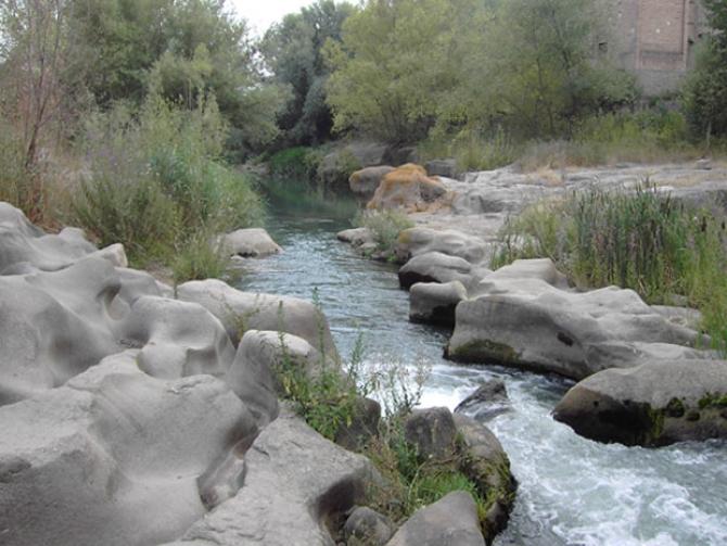 Gironella - Riu Llobregat