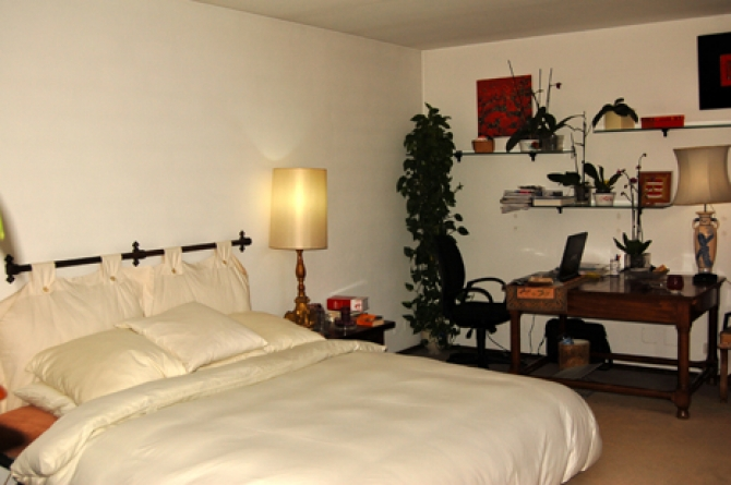 Casa Can Busquet Dormitori