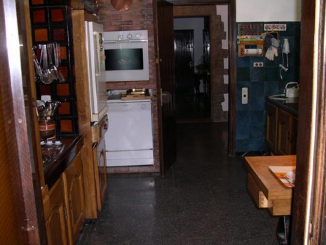 Casa Can Busquet Cuina