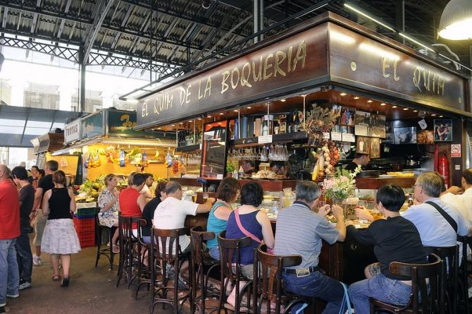 La Boqueria Market (or Sant Josep Market)  Barcelona Film Commission