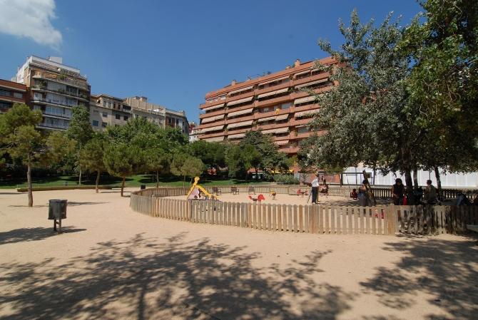 Jardines de la industria barcelona film commission - Jardines de barcelona ...