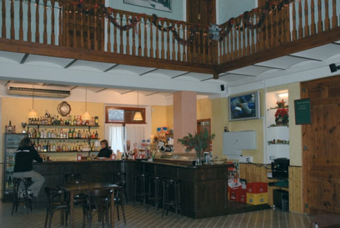 Bar del Casino d'Alpens