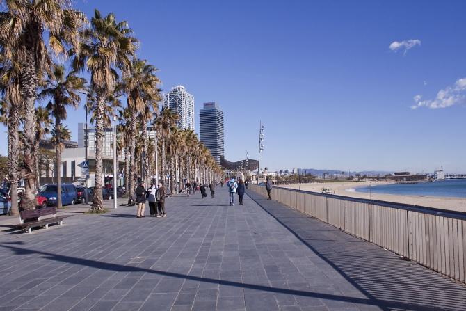 Platja de la Barceloneta