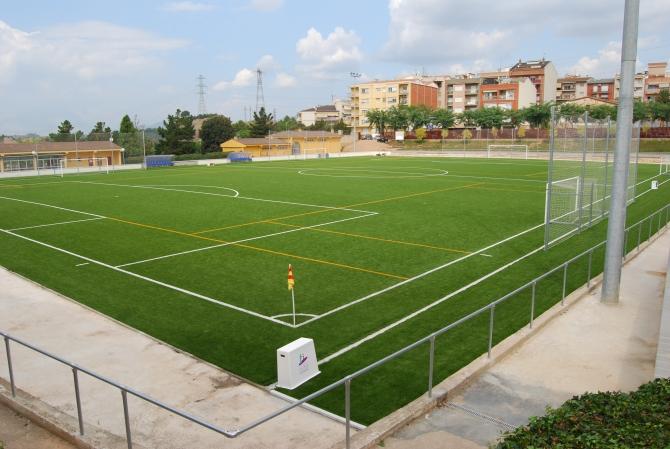 camp de futbol