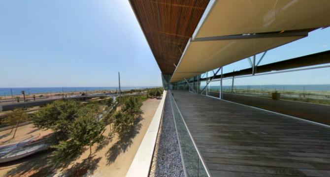 CCIB - Banquet Hall Terraza