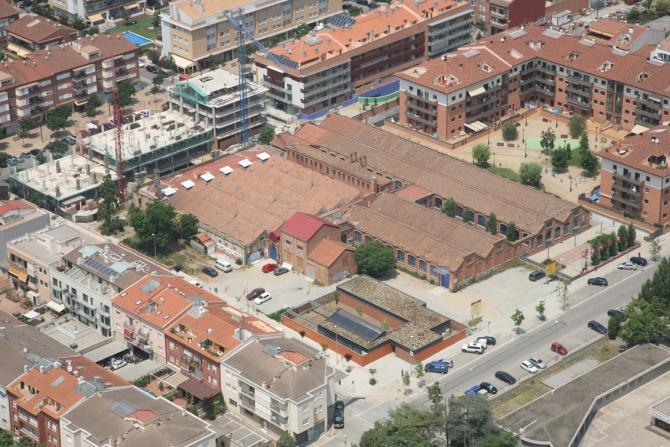 Antiga Fàbrica Tèxtil Rase
