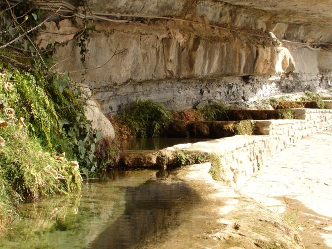 Canal aigua