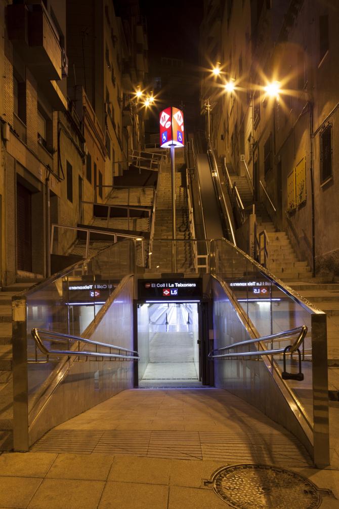El Coll-La Teixonera - L5