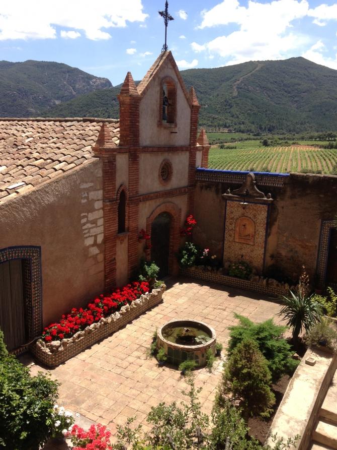 Castell Riudabella Capella