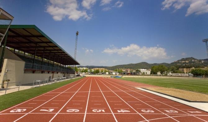 Pista Municipal d'atletisme de Lloret de Mar