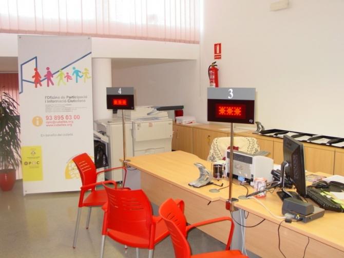 Oficina Participació i Informació Ciutadana de Cubelles