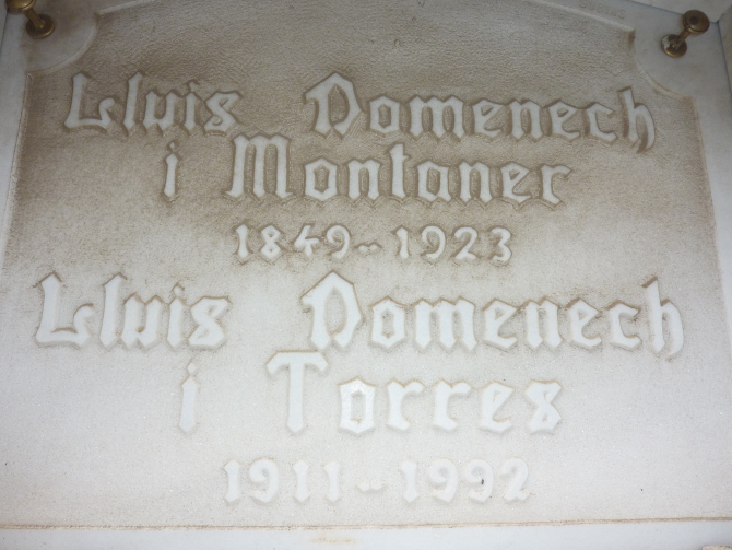 Foto: Cementiris de Barcelona, S.A.