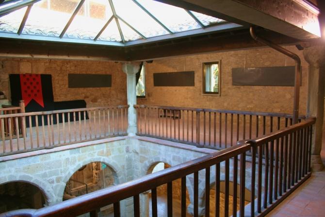 Interior del Palau de l'Abadia
