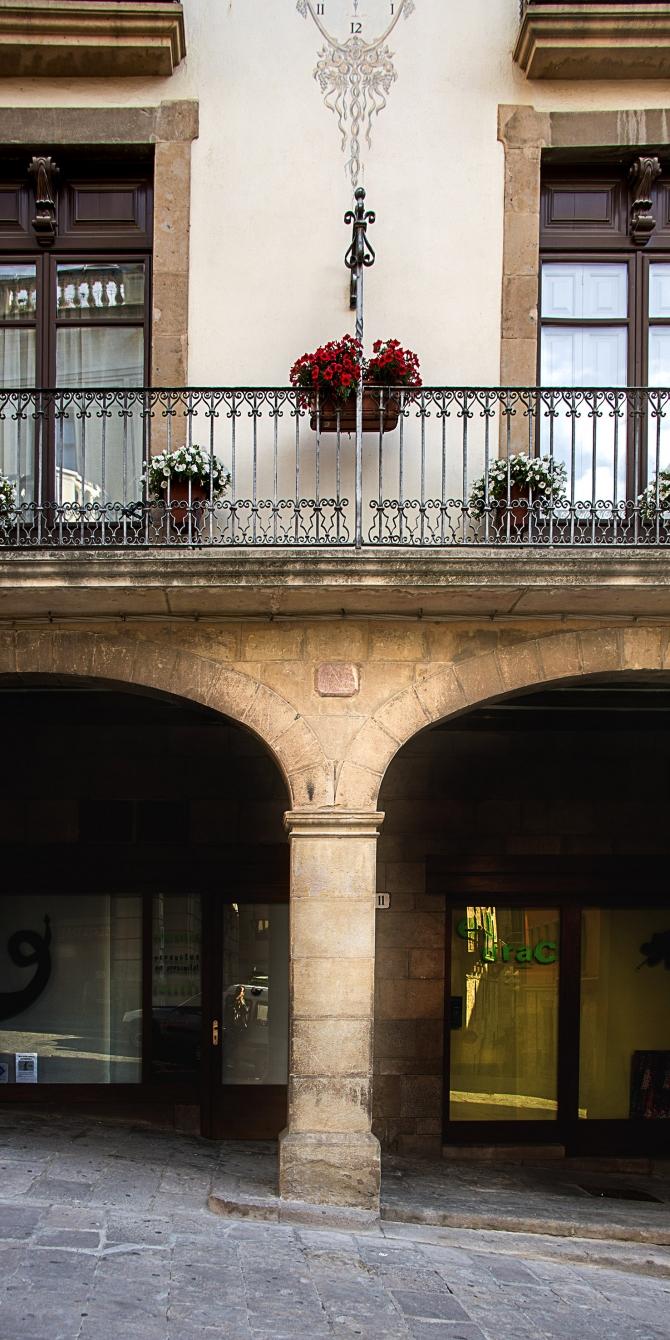 Plaça Major Solsona