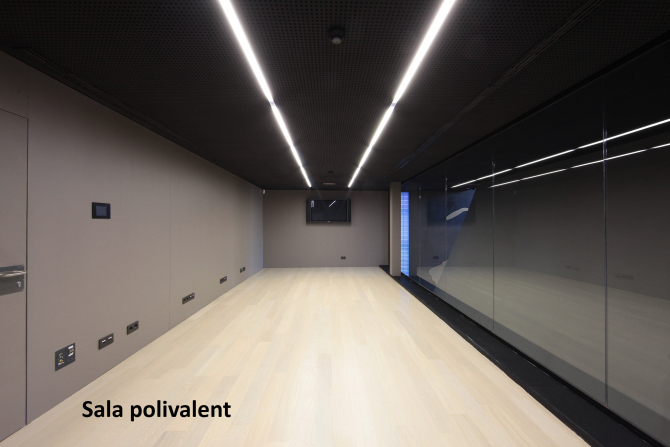 Sala polivalent