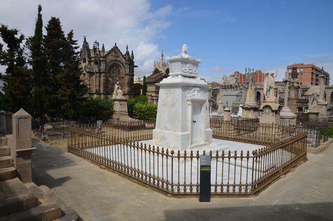 Foto: Cementiris de Barcelona