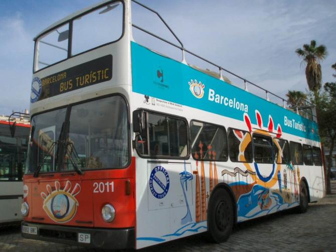 Bus turístic 90's