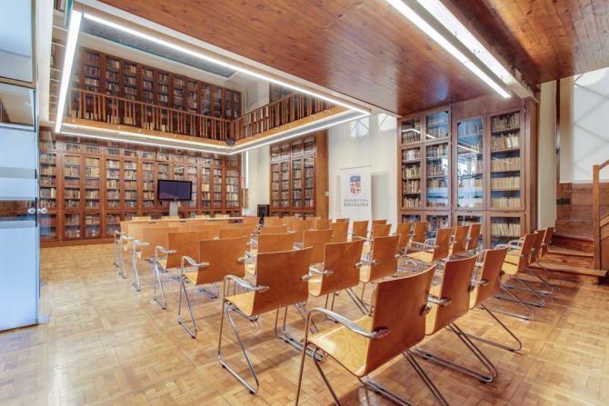 Aula Ramón y Cajal
