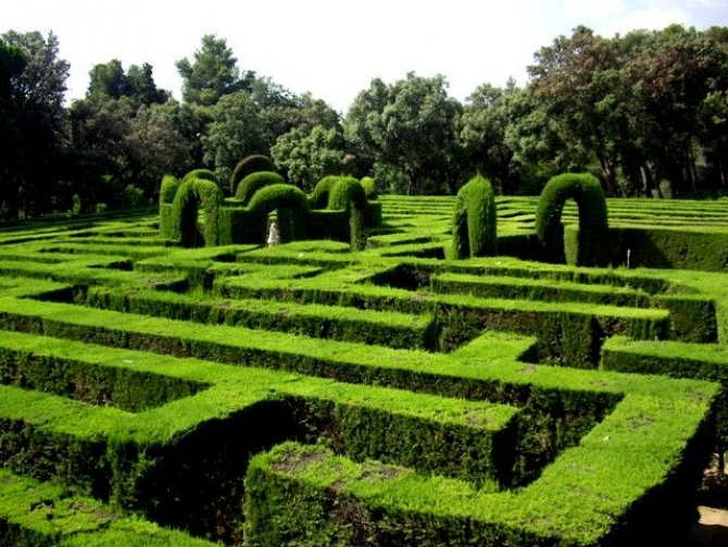 laberinto de horta barcelona
