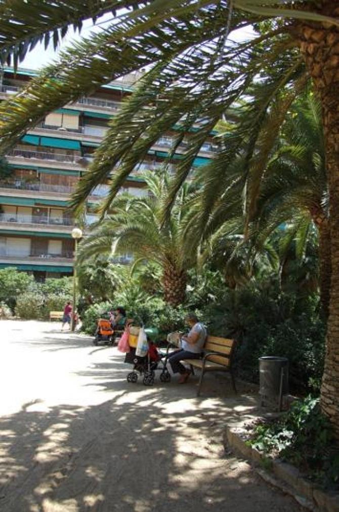 Jardines de moragas barcelona film commission for Parques y jardines de barcelona