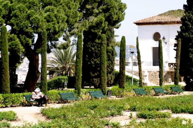 Jardins del Teatre Grec