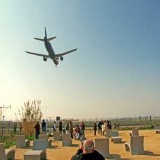 El Prat de Llobregat - Mirador d'avions