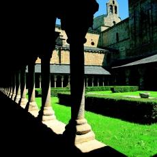 Claustre de la Catedral de Santa Maria de La Seu d'Urgell