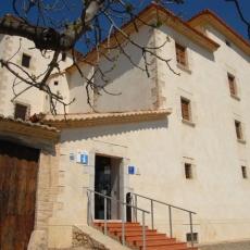 Castell dels Marquesos d'Alfarràs