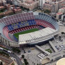 Estadi Futbol Club Barcelona Camp Nou
