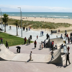 Skate Park de Castelldefels