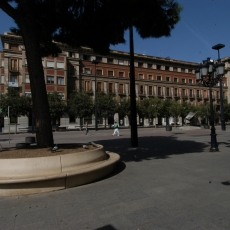 Plaça de l'Ajuntament de L'Hospitalet de Llobregat