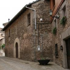 Carrer Antic de Sant Boi de Lluçanès