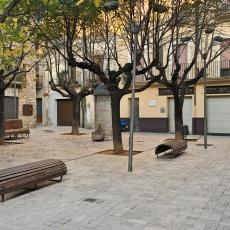 Plaça de la Font